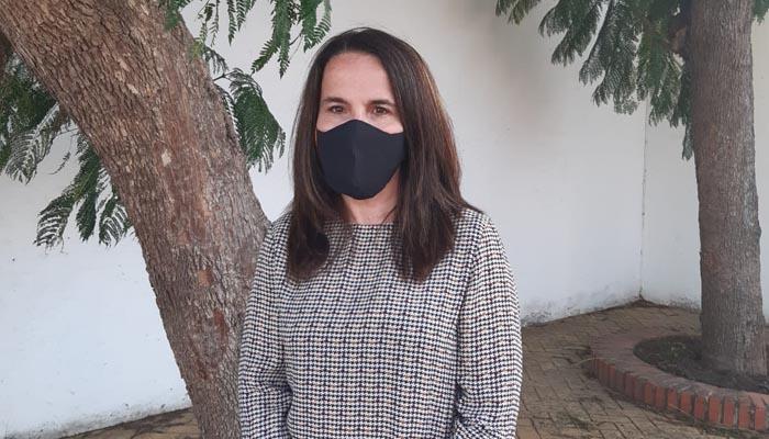 Pilar Lobato es la presidenta del PP en Castellar. Foto: PP