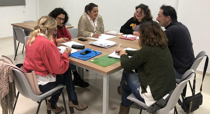 Imagen del encuentro que analiza las actuaciones de dicho Plan