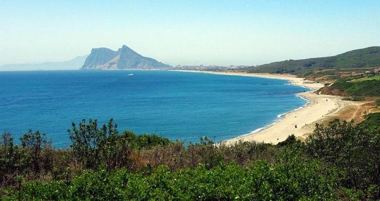 Una imagen de la playa de la Alcaidesa. Foto: NG