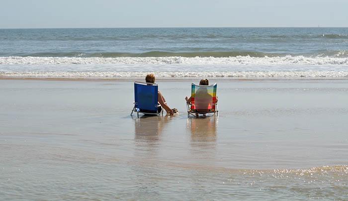 Playa España Turismo británico