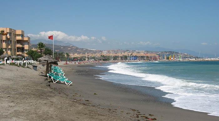 Playa Puerto Sotogrande