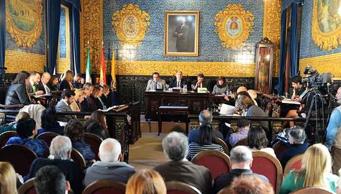 Vox Algeciras propondrá una moción contra la pirotecnia