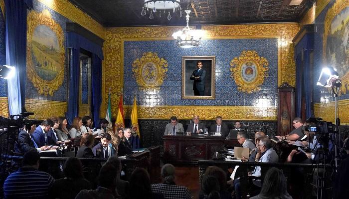 Aprobadas las ordenanzas fiscales en Algeciras para 2020