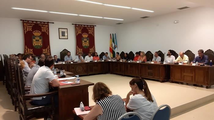 El Ayuntamiento de La Línea demanda mejoras para garantizar la fluidez en la Verja