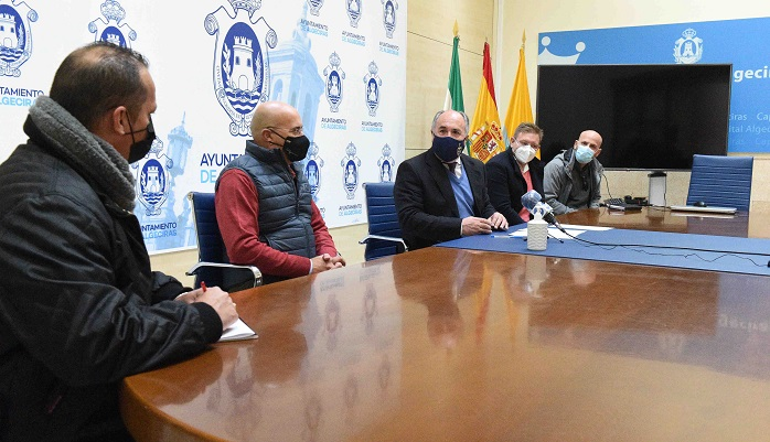 El pliego de Playas de Algeciras dará estabilidad a 23 trabajadores