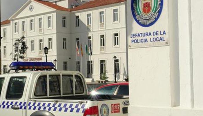 La Policía Local interviene también en materia urbanística