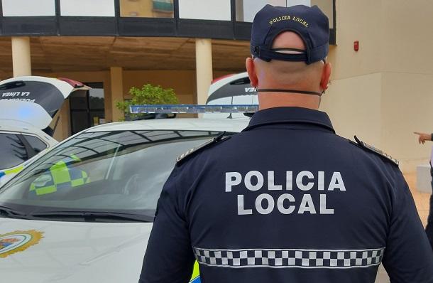 La actuación fue realizada por la Policía Local