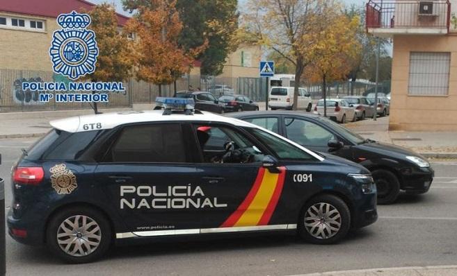 Un vehículo de la Policía Nacional, en una imagen reciente