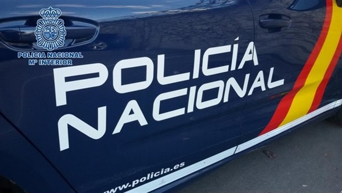 La intervención ha sido realizada por Policía Nacional y Guardia Civil