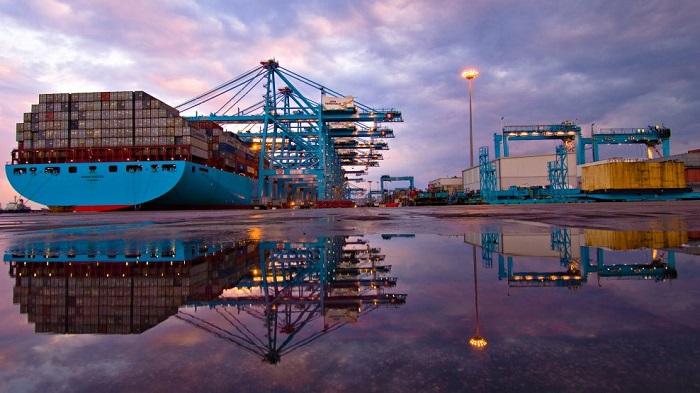 El puerto de Algeciras cierra 2019 con récord de toneladas de mercancías