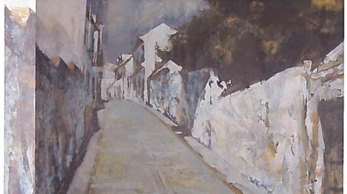 """Imagen de portada del libro """"Las mujeres de mi calle"""""""