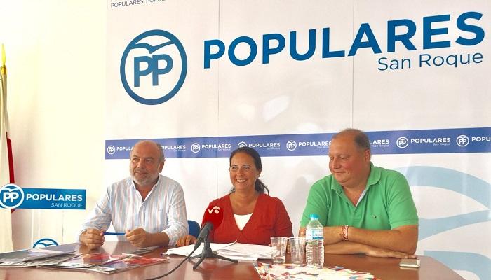 El PP de San Roque espera que el alcalde ponga solución al problema