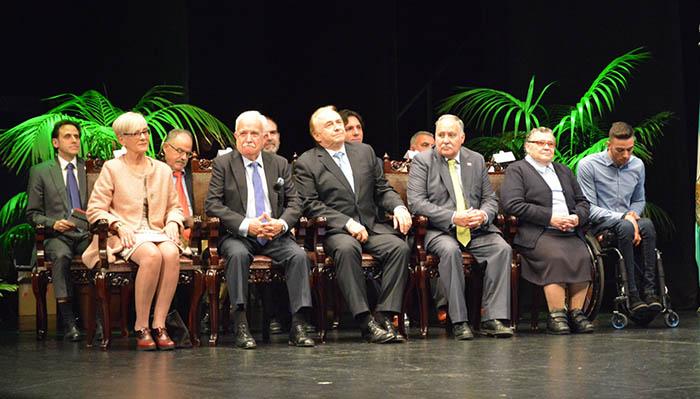 Los premiados por la Junta de Andalucía en la provincia