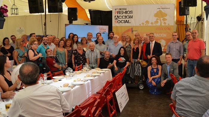 APM Terminals Algeciras entrega 45.000 euros a proyectos sociales, educativos y culturales