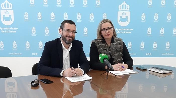 Juan Franco y Susana González han presentado el Carnaval linense.