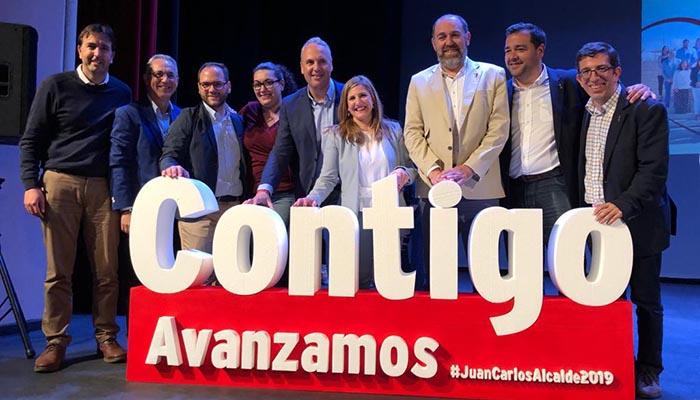 Ruiz Boix vuelve a presentarse como candidato a la Alcaldía de San Roque por el PSOE