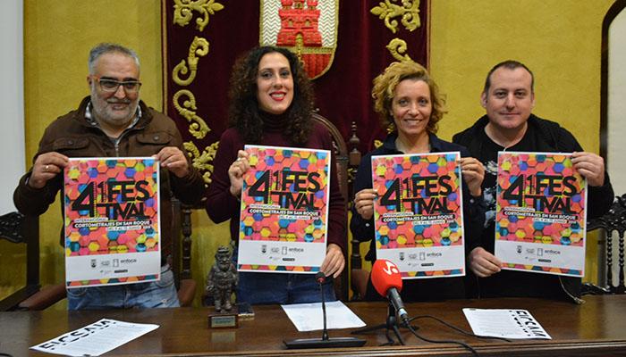El Festival de Cortos de San Roque se celebrará en el mes de junio