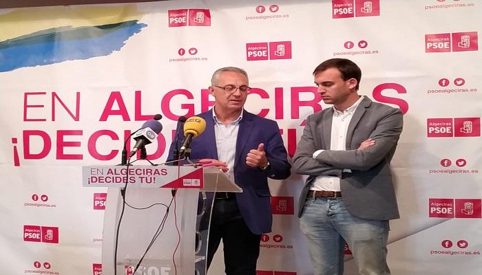 El PSOE de Algeciras ha presentado el proyecto que quiere implantar en la ciudad