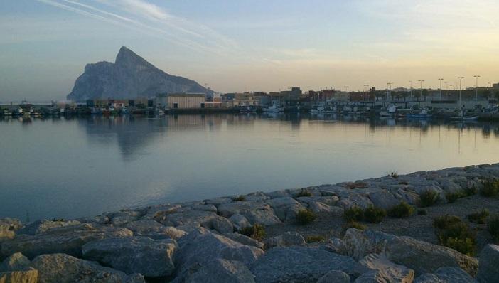 El suceso ha tenido lugar en el Puerto de la Atunara, en La Línea