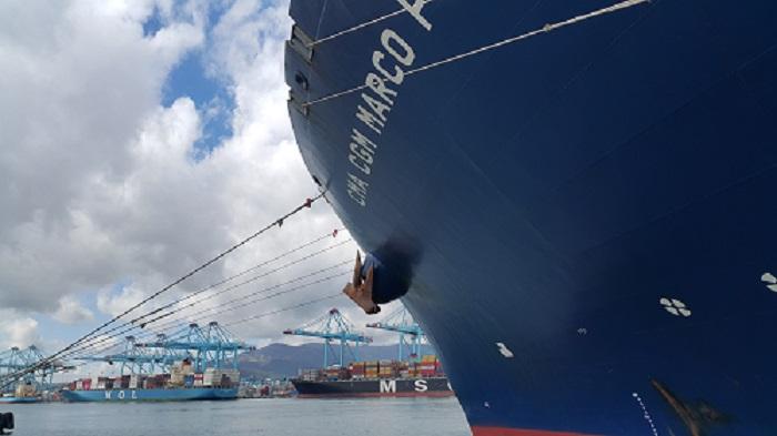 El Puerto de Algeciras mueve 36 millones de toneladas en el primer cuatrimestre