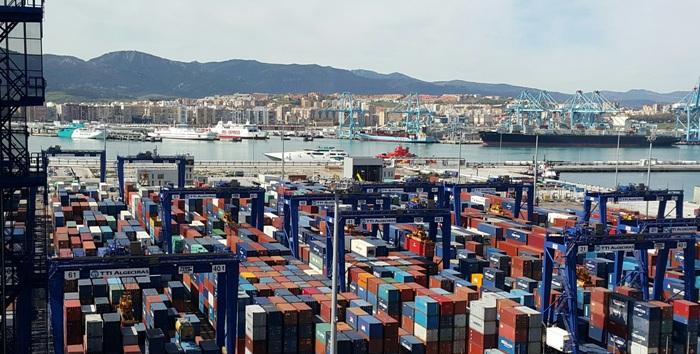 El mes de mayo ha sido muy positivo para el puerto de Algeciras