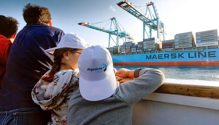 El Puerto de Algeciras cierra 2019 con más de 5'1 millones de Teus