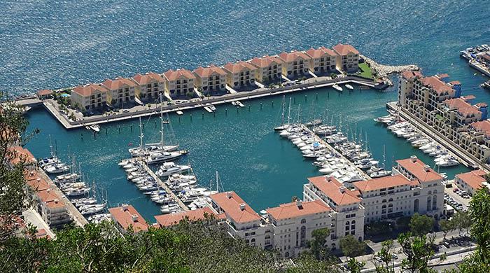 Queensway Quay, donde el Gobierno proyecta un hotel-isla dentro de un nuevo desarrollo urbanístico. Foto NG