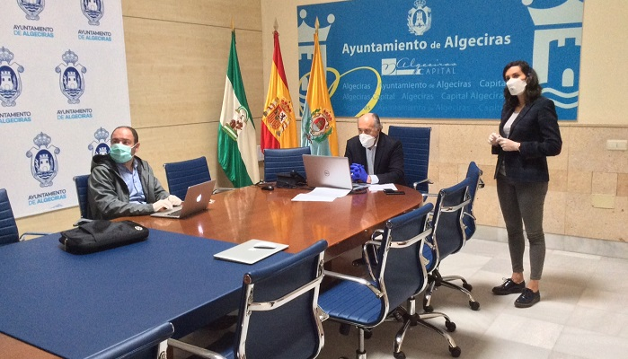Algeciras planea la construcción de una residencia de estudiantes