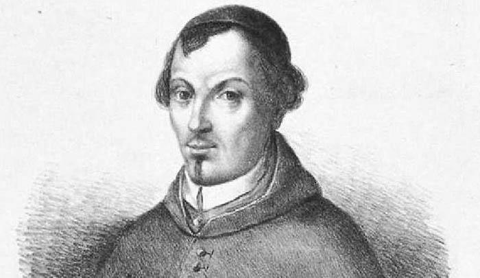Retrato de Armengual Mota. Litografía Maqueda. Biblioteca Nacional de España