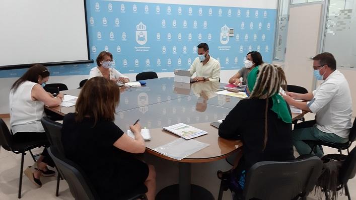 Hoy se ha celebrado la reunión para la celebración de la II edición de Acorrucarte