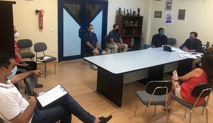 Los clubes deportivos de Algeciras adoptan medidas a seguir contra el Covid
