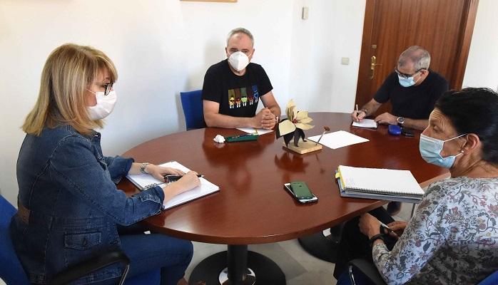 Pintor aborda las principales actuaciones arqueológicas en Algeciras