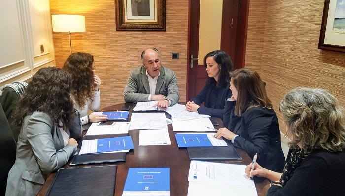 Algeciras recibe el Diploma de la Semana Europea de la Movilidad