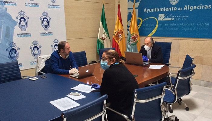 El Ayuntamiento confirmará este martes la cancelación de la Feria de Algeciras