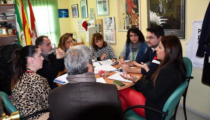 Reunión preparatoria de ambas ferias, que se celebran en febrero