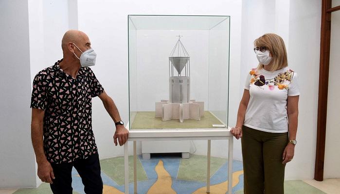 Pérez Villalta expondrá varias de sus obras de Algeciras en Madrid