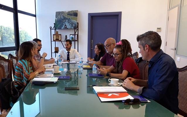 La reunión ha servido para hacer una puesta en común de todas las ideas