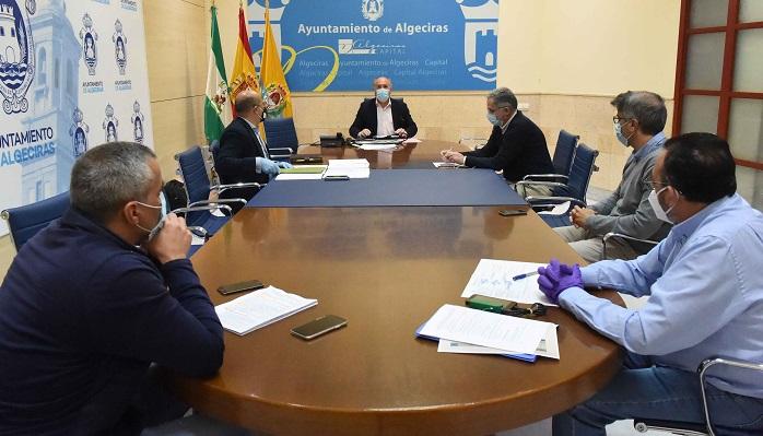 La apertura de playas en Algeciras dependerá del Ministerio de Sanidad