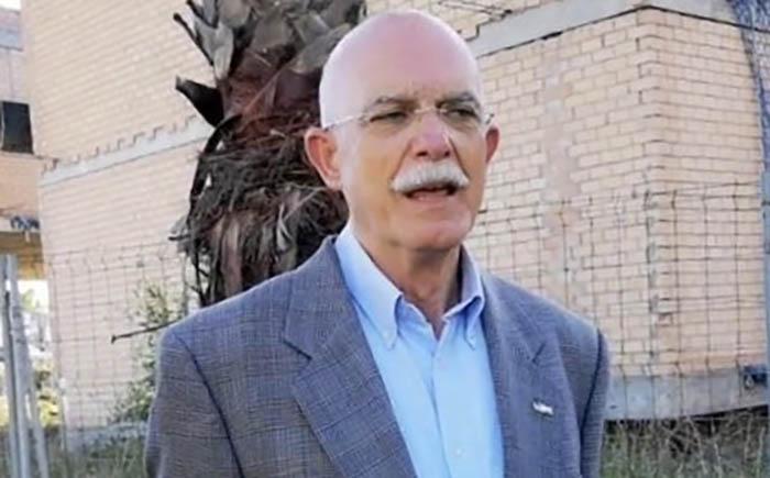 El diputado de Vox Agustín Rosety