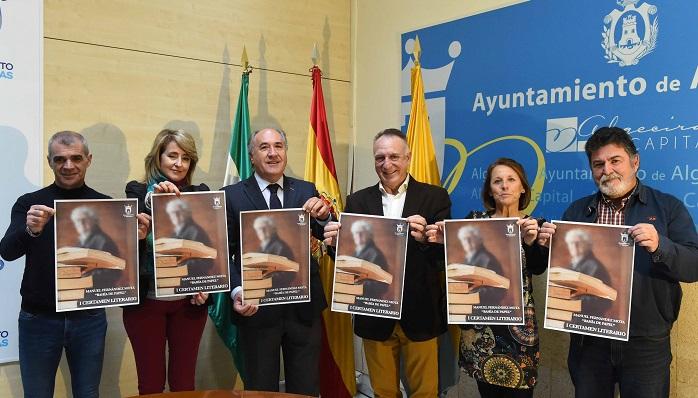 Aplazado el fallo del jurado del certamen literario 'Manuel Fernández Mota'