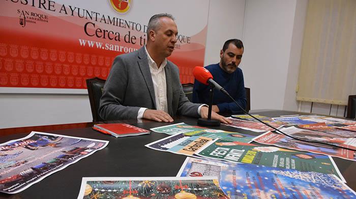 Ruiz Boix, en la reciente presentación de la campaña de navidad