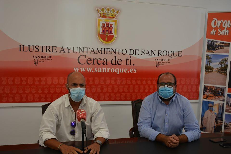 Rueda de prensa de Ordóñez y Ledesma