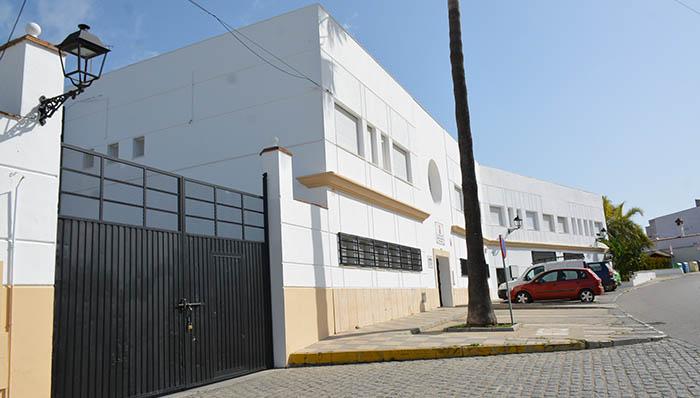 Sede de Emadesa en San Roque