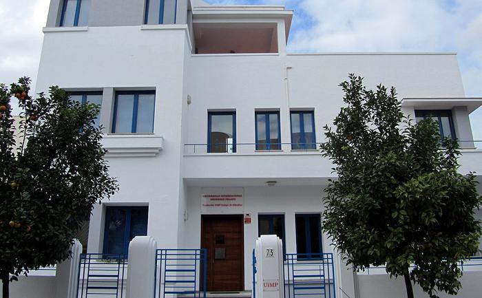 Imagen de la sede de la UIMP en La Línea