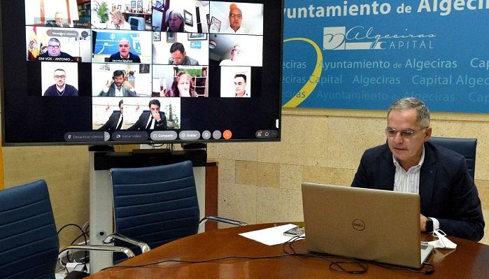Luz verde a la modificación del Plan de Movilidad Urbana en Algeciras