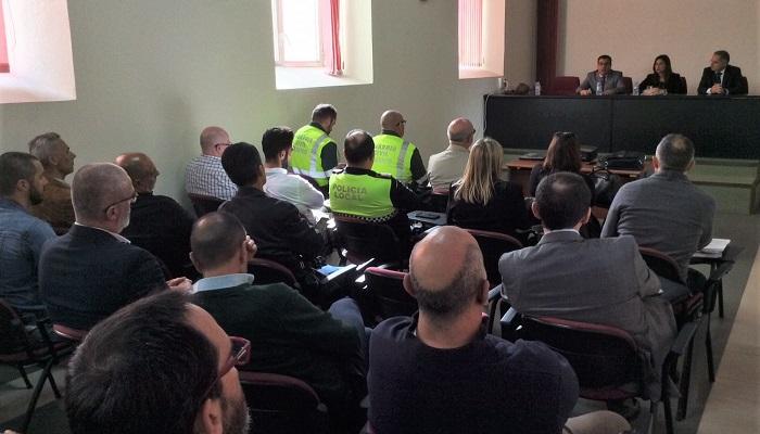 Policía Local y Fiscalía se coordinan para mejorar la seguridad vial