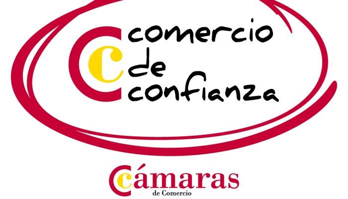 El sello de la campaña 'Comercio de confianza'