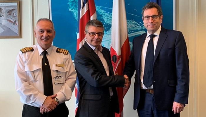 Los organizadores de la Semana Marítima de Gibraltar celebraron una jornada informativa