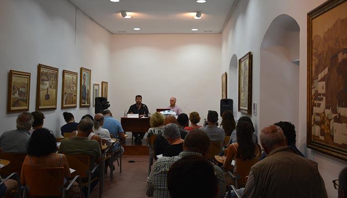 Un momento del seminario de los Cursos de Verano de la UCA en San Roque
