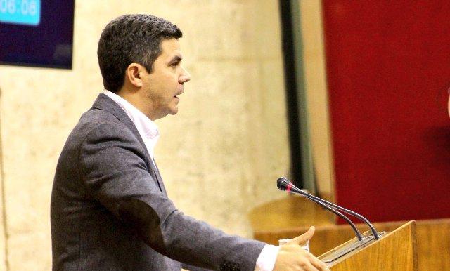 Sergio Romero pide sensibilidad a la Junta de Andalucía